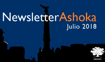 Newsletter ASHOKA, Julio 2018